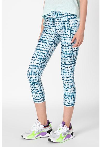 GAP Crop leggings absztrakt mintával női