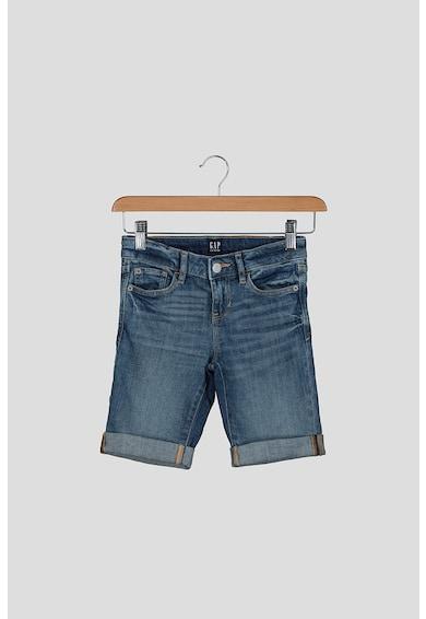 GAP Pantaloni scurti din denim cu terminatii rasucite Fete