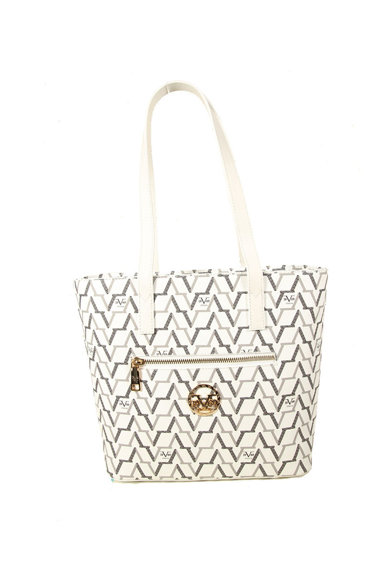 19V69 ITALIA Monogramos shopper fazonú műbőr táska női