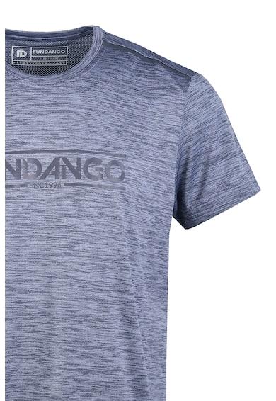 Fundango Smart kerek nyakú póló logóval férfi
