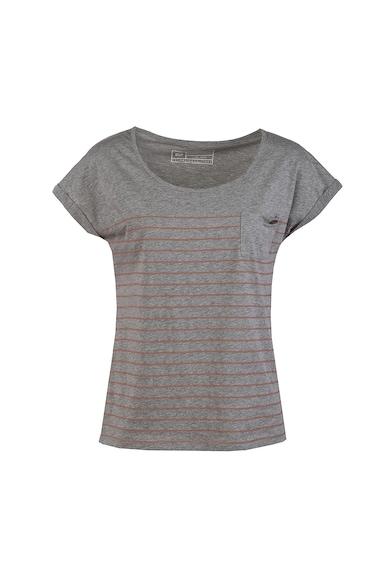 Fundango Melba laza fazonú póló csíkos mintával női