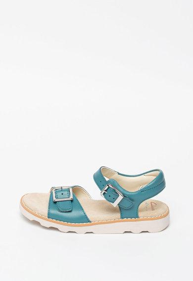 Clarks Crown Bloom bőrszandál Lány