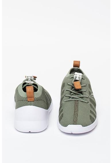 Clarks Sprint Aero hálós és kötött anyagú sneaker Lány
