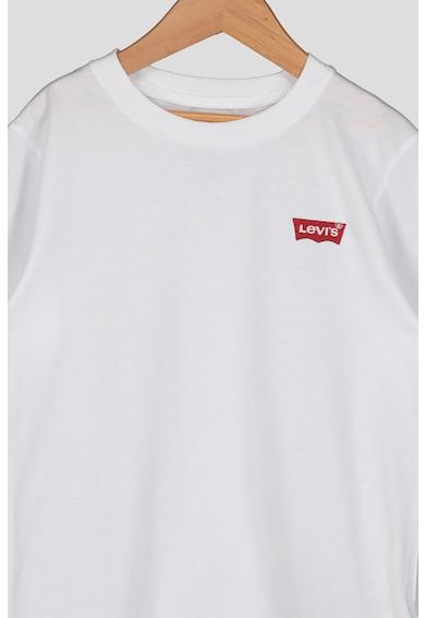 Levi's Kids Tricou de bumbac cu detaliu logo Baieti
