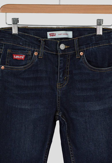 Levi's Kids Pantaloni scurti skinny fit de denim 510™ Baieti