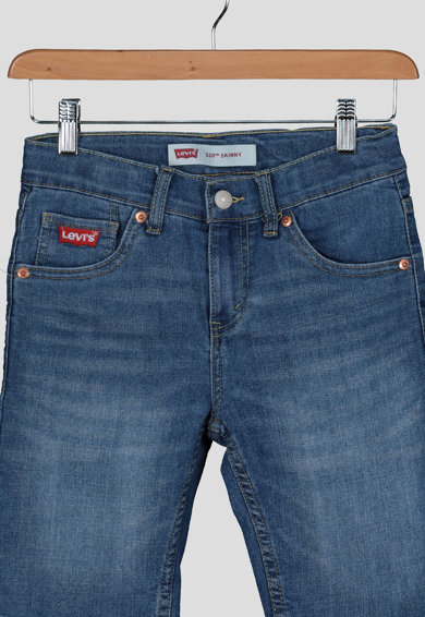 Levi's Kids 510™ skinny fit farmer rövidnadrág Fiú