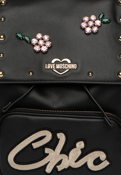 Love Moschino Rucsac de piele ecologica Femei
