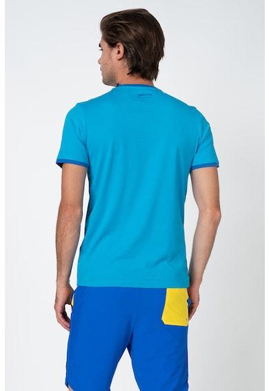 GAS Logómintás póló férfi