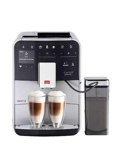 Melitta Espressor Automat ® Barista TS Smart, Recipient de boabe cu 2 compartimente, LCD , Easy Steam Cleaning , Aplicația Melitta Connect Femei