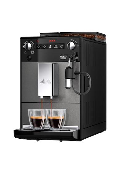 Melitta Espressor Automat ® Avanza, 15 bar , Sistem Cappuccinatore, 5 niveluri de granulație Femei