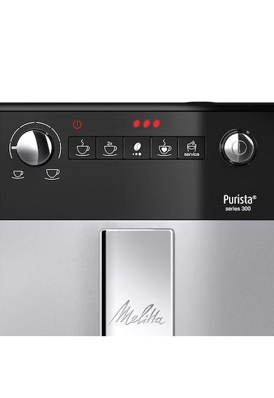 Melitta Espressor Automat ®Purista, 15 bar, 5 niveluri de granulație, Super Silent, Super SLIM 20cm Femei
