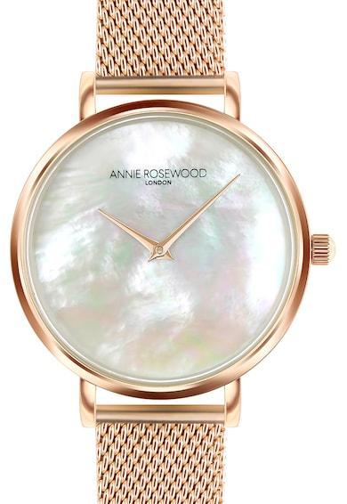 Annie Rosewood Karóra cserélhető hálós szíjjal női