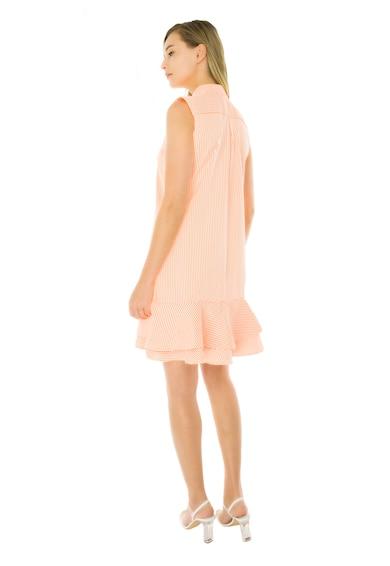 Framboise Zilla laza ruha csíkos mintával női