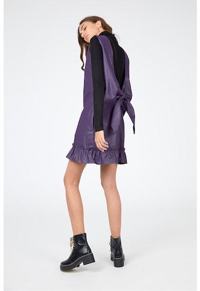 Framboise Lora egyenes fazonú ruha masnival a hátulján női