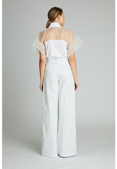 Framboise Ocean palazzo nadrág magas derékrésszel női