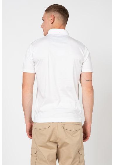 Gant Galléros pamutpóló hímzett logóval a mellrészen férfi