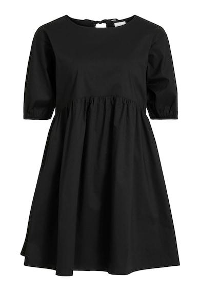 Vila Bővülő fazonú ruha húzott részletekkel női