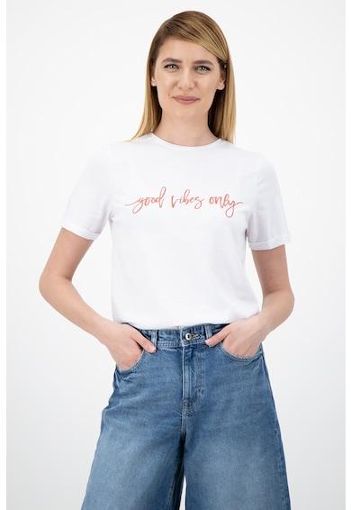 Vila Тениска с памук Жени