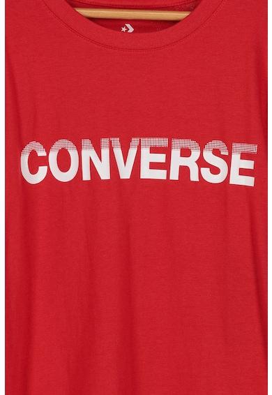 Converse Tricou cu imprimeu logo Gloss Fete