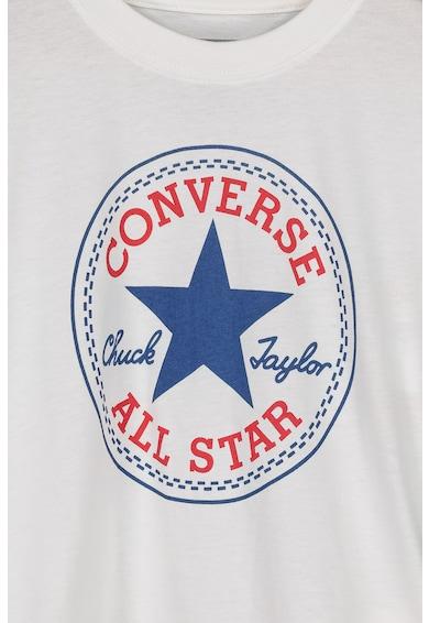 Converse Tricou cu imprimeu logo Fete