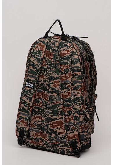 SUPERDRY Rucsac cu imprimeu camuflaj Barbati