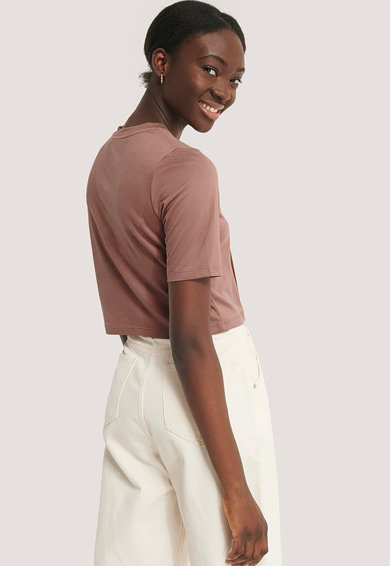 NA-KD Bluza din amestec de modal Femei