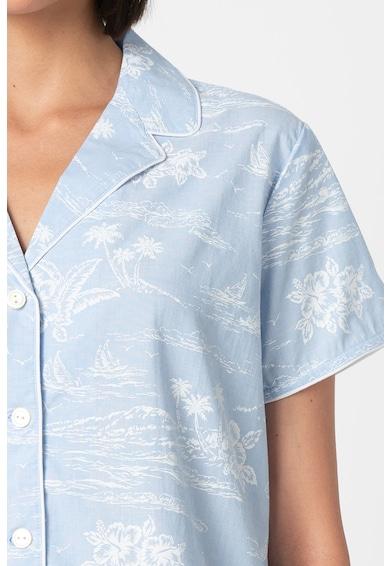 GAP Camasa de pijama cu maneci scurte Femei