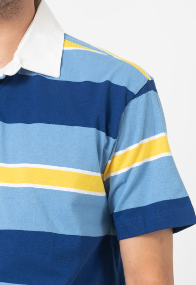 GAP Tricou polo cu model in dungi Barbati
