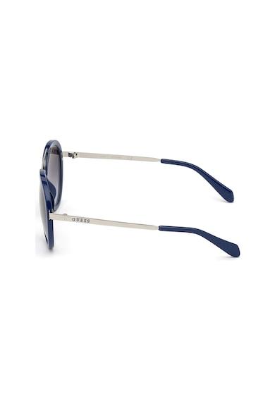Guess Ochelari de soare aviator unisex cu lentile polarizate Femei