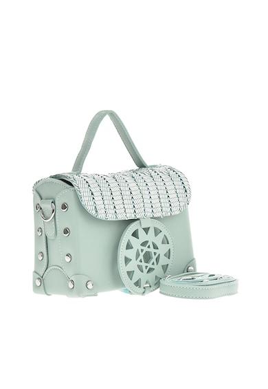 Francesca Rossi Keresztpántos műbőr táska női