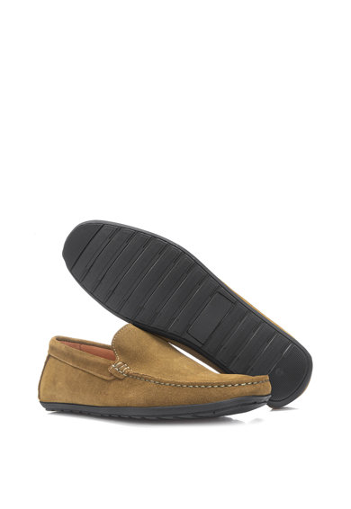 Il Passo Pantofi loafer din piele intoarsa Jesse Barbati