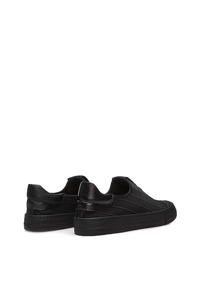 Il Passo Спортни обувки Lester с кожа, без закопчаване Мъже