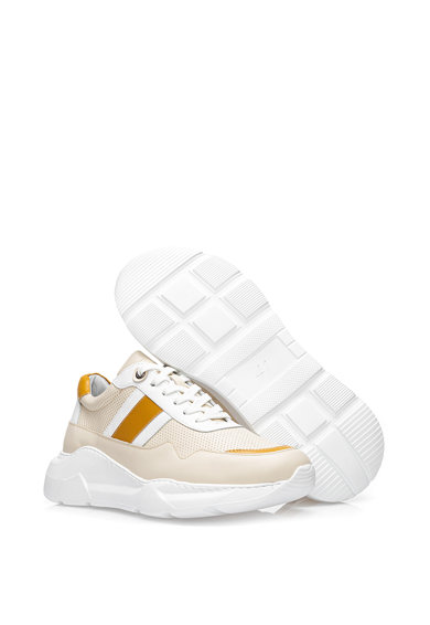 Il Passo Кожени масивни спортни обувки Sacha Мъже