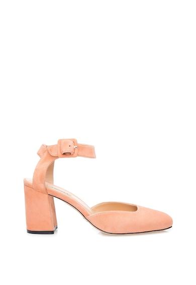 Il Passo Велурени обувки Vibration с масивен ток Жени
