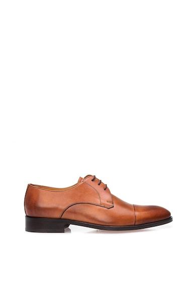 Il Passo Pantofi derby de piele Mickey II Barbati