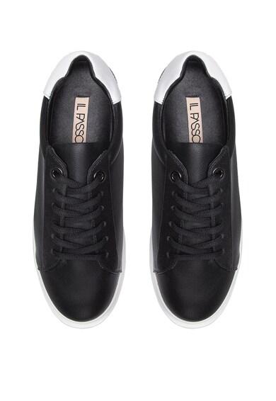 Il Passo Кожени спортни обувки Dollie с равна платформа Жени
