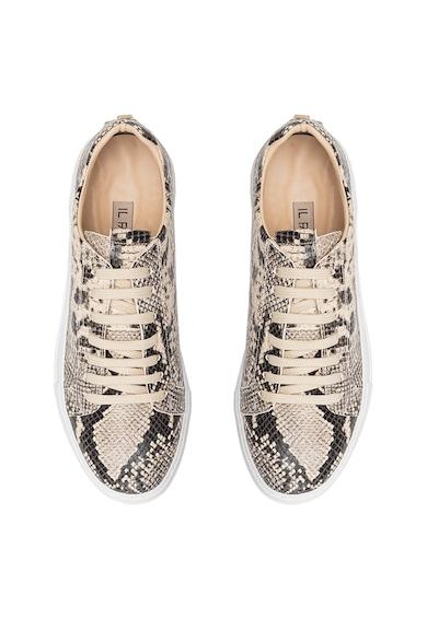 Il Passo Кожени спортни обувки Chastity с шагрен Жени