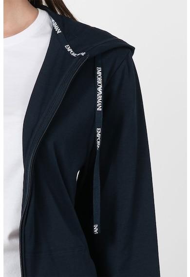 Emporio Armani Underwear Pizsama logós részlettel női