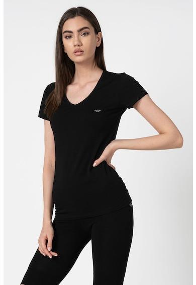 Emporio Armani Underwear V-nyakú póló női