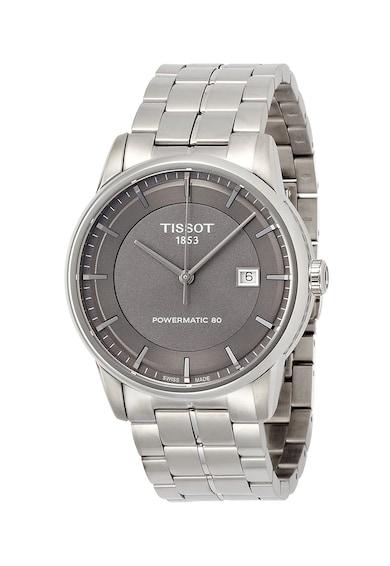 Tissot Часовник Powermatic с метална верижка Мъже