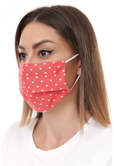 BADEN 11 Megfordítható pamut arcmaszk szett - 3 db női