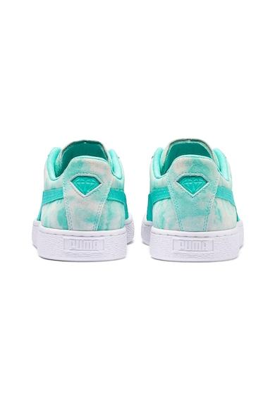 Puma Pantofi sport de piele intoarsa Diamond Supply Femei