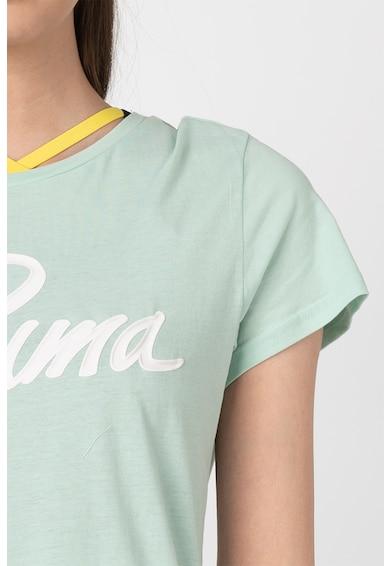 Puma Tricou cu aplicatie logo Athletics Femei