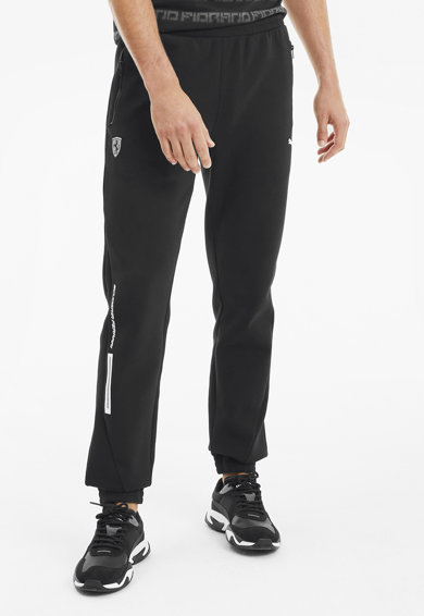 Puma Pantaloni sport cu mansete elastice, pentru antrenament SF Barbati