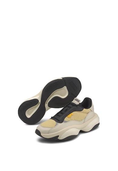 Puma Pantofi sport cu garnituri de piele ecologica Alteration Femei
