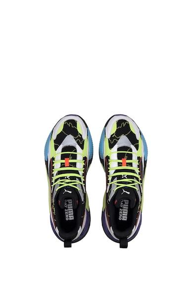 Puma Pantofi unisex cu model colorblock, pentru alergare RS-X³ Day Zero Femei