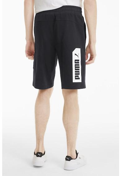 Puma Pantaloni scurti cu imprimeu logo Nu-tility Barbati