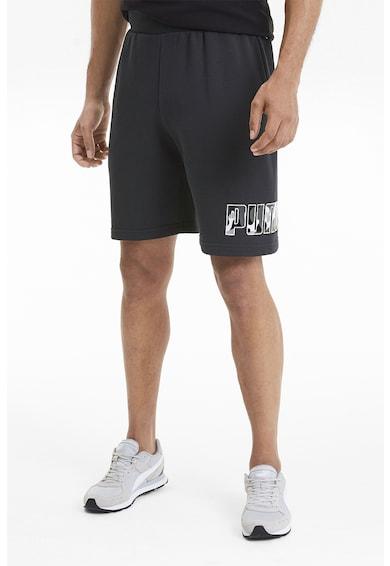 Puma Pantaloni scurti cu logo Rebel Camo Barbati