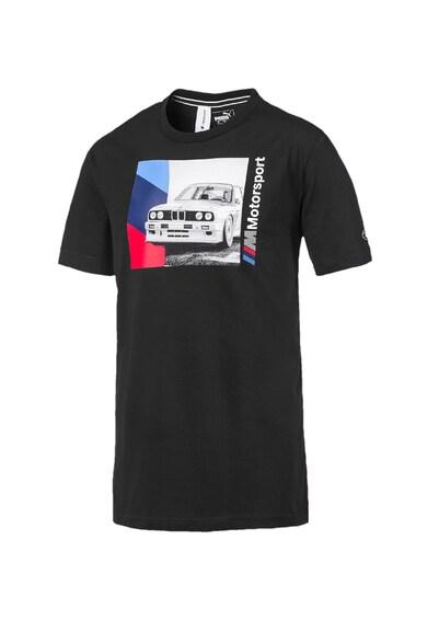 Puma Tricou cu imprimeu grafic BMW M Motorsports Barbati