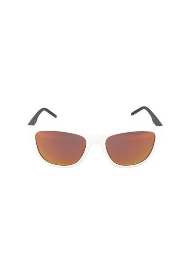 Polaroid Ochelari de soare patrati cu lentile polarizate Barbati